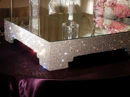 crystal cake stand by poshweddingdecor on etsy 450 00 i want it