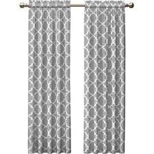 Linen Curtain Panels 108 Geometric Curtains U0026 Drapes You U0027ll Love Wayfair