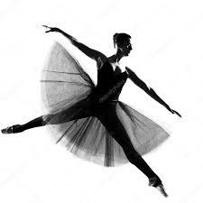 ballerina silhouette stock photos royalty free ballerina