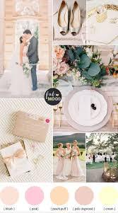 Blush Pink Decor by Blush Pink Wedding Theme 36 Pretty Blush Pink Color Combinations