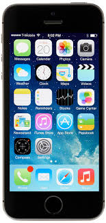 apple iphone 5s 16gb unlocked space gray cell