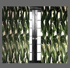 palm tree window curtains unique store wide sale palm tree