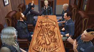 Sons Of Anarchy Meeting Table Sons Of Anarchy Meeting Table Set Visit Sons Of Anarchy Revs Up