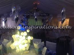 Venue Decoration For Christmas Party by Christmas Parties Archives Ballooninspirations Com