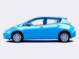 nissan leaf battery lease current ev