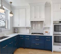 Cobalt Blue Kitchen Cabinets Blue Kitchens Dream Kitchen - Blue kitchen cabinets