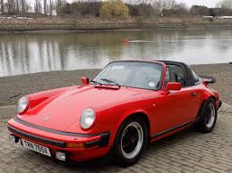 porsche carrera red classic chrome porsche 911 sc 3 0 targa 1982 x red