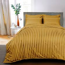 Double Cot Bed Sheets Online India Egyptian Cotton 400 Tc Bed Sheet Striped White Bed Sheets