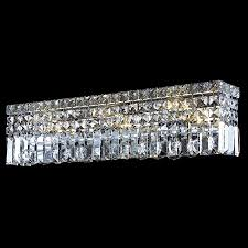 best crystal vanity lights for bathroom bathroom vanity lights