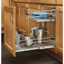 Kitchen Cabinets With Pull Out Drawers Kitchen Cabinet Shelf Organizers Rev A Shelf Pull Out Drawer
