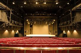 movie theater in home a new performance theater in yurakucho gives fresh life to a