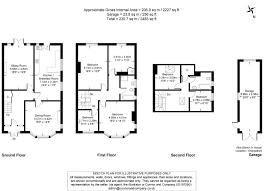 6 bedroom house floor plans 6 bedroom semi detached house for sale in london road charlton