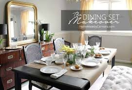 Dark Dining Room Table 9 Dining Room Table Makeovers We Can U0027t Stop Looking At Hometalk