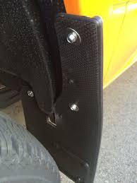 dodge ram mud flaps truck hardware gatorback gunmetal 2009 2018 ram vertical logo