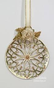 25 unique spellbinders ornaments ideas on embossed