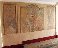 decoration arcade platre peintre muraliste fresquiste décorateur paris