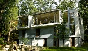 rheinzink panels highlight transformation of 1950 u0027s bungalow