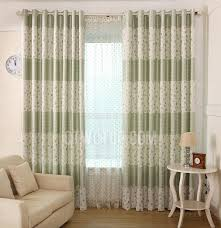 Girls Bedding And Curtains by Decorative Floral And Plaid Green Kids Curtains For Girls Bedroom