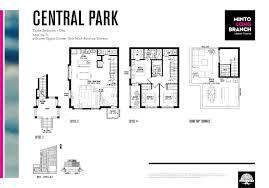 Minto Homes Floor Plans Minto Longbranch In Toronto On Prices U0026 Floor Plans