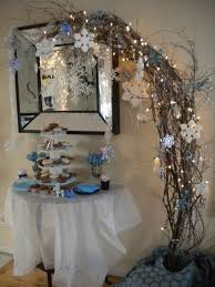 Winter Wonderland Themed Decorating - interior design winter wonderland themed decorations popular