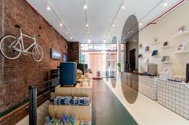 Tourist inspired concept stores travel concept store