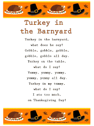 books rhymes and songs holidays thanksgiving turkey in the