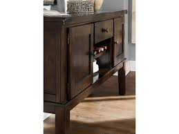 signature design by ashley haddigan dining room server w fully