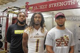 what does it take to be number one st augustine u0027s lonell harris