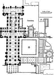 romanesque floor plan durham cathedral