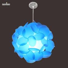 Flower Pendant Light Kids Hanging Light With Modern Flower Pendant Lights For Baby