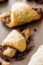 rugelach recipe christmas cookie day pinterest rugelach