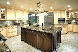 kitchen lights ideas best lighting for kitchen island pendant lights amazing of glass
