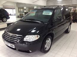2007 chrysler voyager 2 8 diesel automatic low mileage in