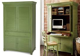 Computer Desk Armoire Office Armoires Crafts Home