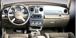 Interior Pt Cruiser 2006 Chrysler Pt Cruiser Review Road Test Splash Magazines