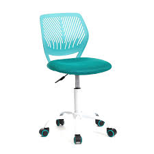 Aqua Leather Chair Category Office Chair 0 Vitrines