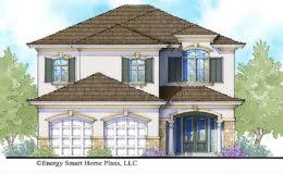 Multigenerational House Plans With Two Kitchens Multi Generational House Plans Energy Smart Home Plans