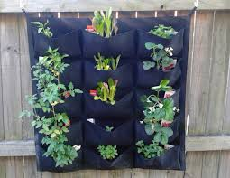 ezhitchtables green vertical garden pocket planters easy