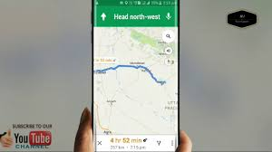 Google Maps Driving Get Best Way On Driving By Google Maps Directions Online Ofline
