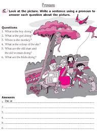 grade 2 grammar lesson 8 pronouns 3 grade 2 grammar lessons 1
