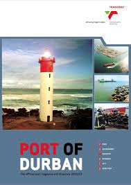 tnpa port of durban magazine u0026 directory 2012 13 by android