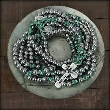 20 decade rosary historical wwi combat rosaries soldier s rosaries strong