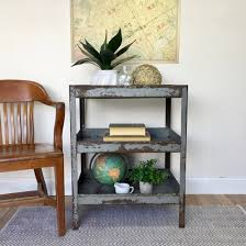 Industrial Style Furniture by End Tables In Newton Add Industrial Style Furniture Vintage