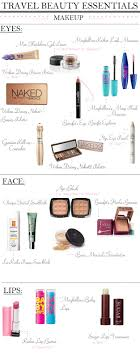 easy fresh face natural glowing makeup tutorial travel makeup essentials