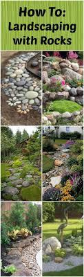 Rocks Garden Fabulous Ideas For Landscaping With Rocks Gardening Viral