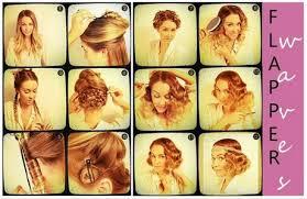 flapper hair tutorial short hair foto u0026 video