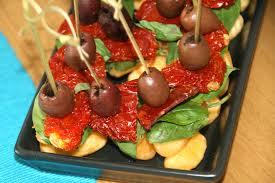 don canapé recipe vegan gnocchi sun dried tomato canapes don t
