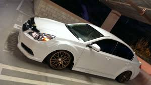 show off your 5th gen u0027s aftermarket wheels page 17 subaru