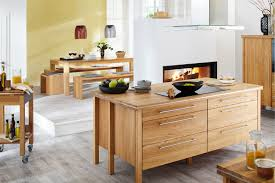 wooden brown kitchen islands design free stand decor crave