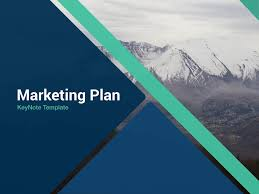 Template For A Business Plan Free Download Free Download Marketing Plan Free Keynote Template Design